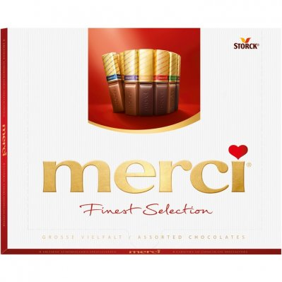 Merci Finest selection assorti